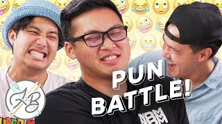 Pun Battle ft. Will Pacarro - Lunch Break!