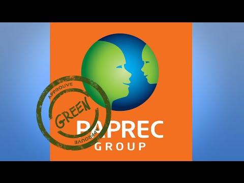 Opération Green Bond chez Paprec Group