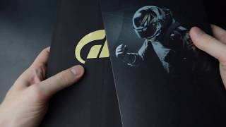 Unboxing Gran Turismo Sport - Press Kit Edition