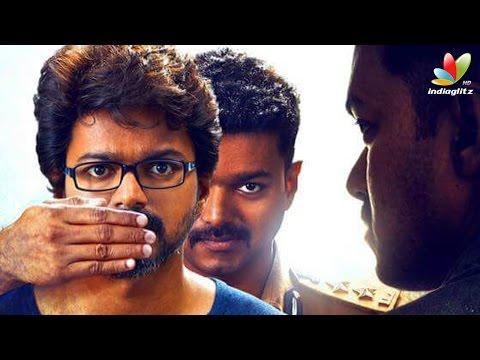 Theri First Look | Vijay 59 Film Titled | Atlee Next Movie
