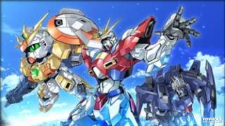 Gundam Build Fighters Try OP1 - Cerulean - Back-On