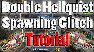 borderlands 2   fast bee shield farming using double hellquist spawning glitch   tutorial