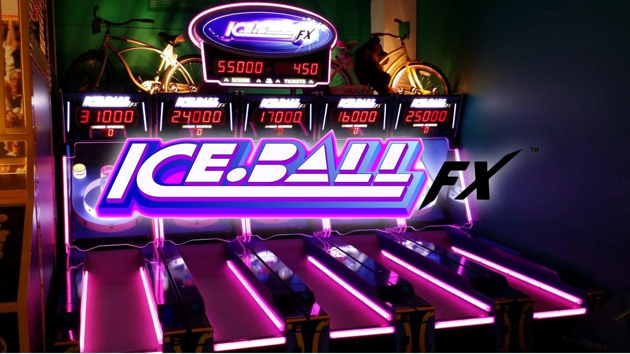 ICE Ball FX • Sega Arcade