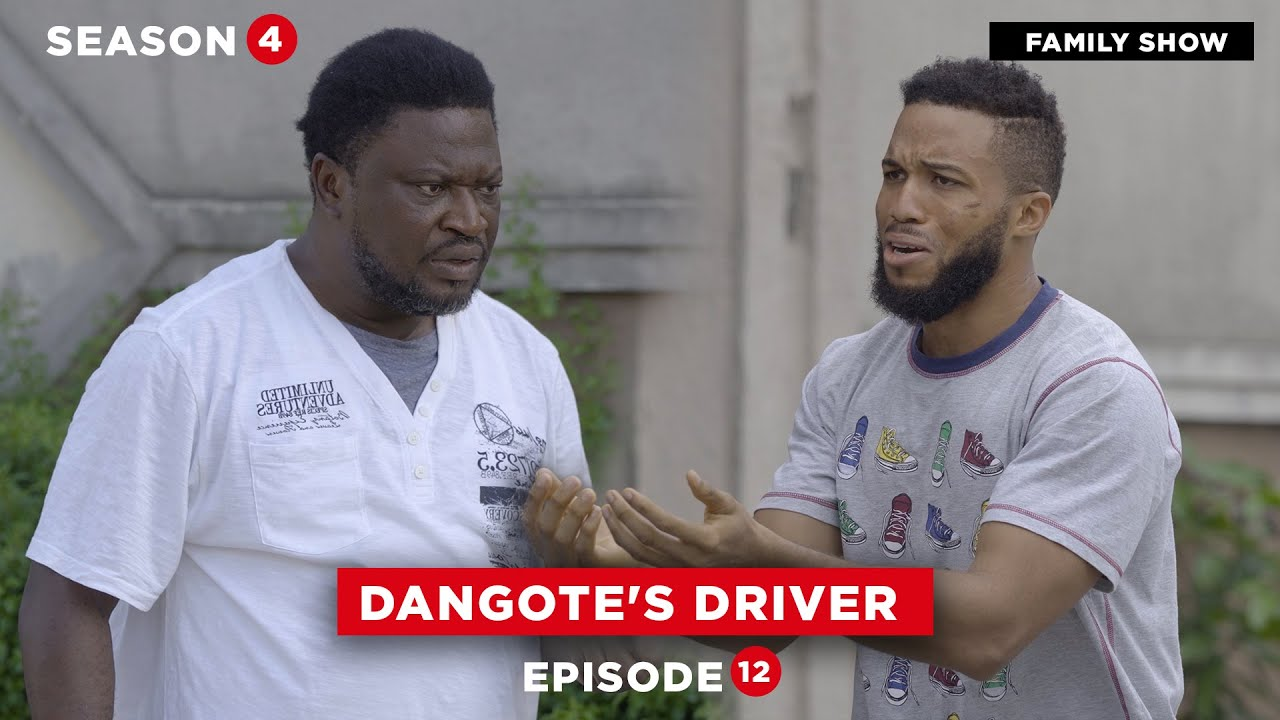 Download Dangote's Driver - Episode 12   Mr Lawanson Family Show (Mark Angel Tv)