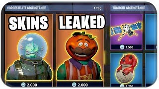 🆕 *LEAK* NEW FISH 🐟 AND PIZZA SKIN 🍕 | Fortnite Skins German German