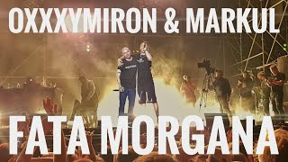 Download Oxxxymiron feat. Markul – Fata Morgana | Booking Machine Festival 2019 | Концертоман Mp3 and Videos