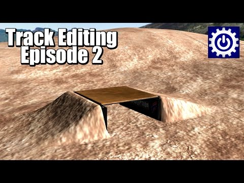 MX Simulator Tutorial - Track Editing Ep. 2 - Getting Creative