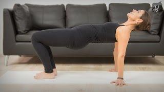 Balance At Work: Übungen für den oberen Rücken