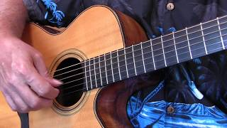 Beautiful by Gordon Lightfoot – Totally Guitars Lesson Preview
