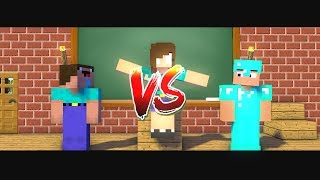 Monster School : NOOB vs PRO - Minecraft Animation