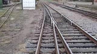 Гайворон узкокалейка. Работа железнодорожников.
