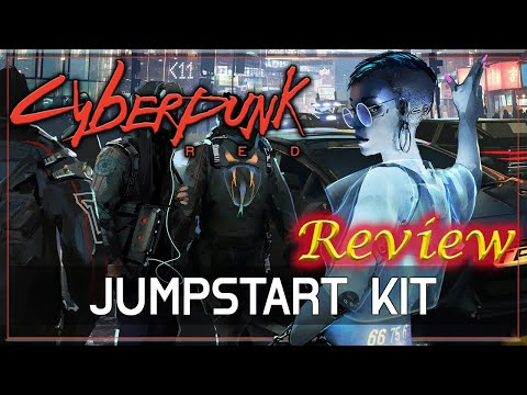 Cyberpunk Red: Jumpstart Kit - RPG Review
