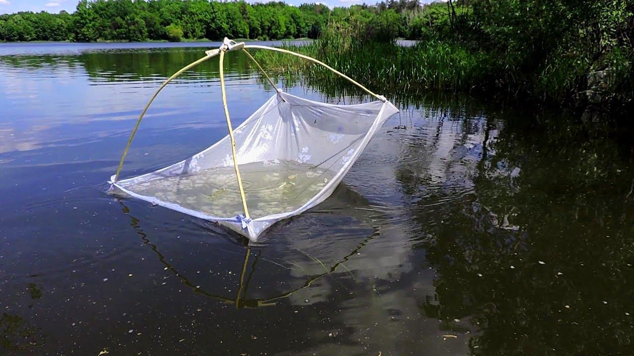 Паук для рыбалки своими руками фото 895
