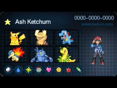 all pokemons of ash ketchum kantojohtohoennsinnoh and