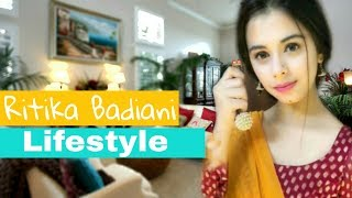 Rits Ritika Badiani Lifestyle and Biography  BoyfriendFamilyHouseCars Net Worth Income Career