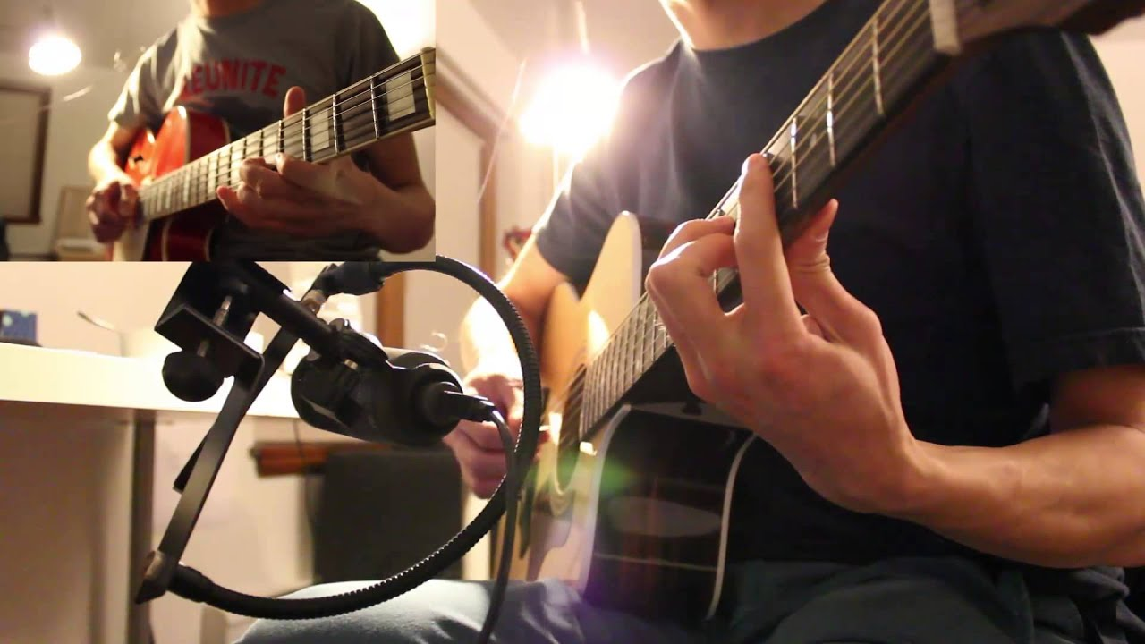 Supercell perfect day guitar cover with chords youtube hexwebz Images