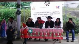 LA PERLA, VERACRUZ  REHABILITACION DE BARDA PERIMETRAL PREESCOLAR CHILAPA