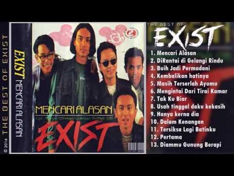 Exist - Full Album | Lagu Lawas Nostalgia - Lagu Malaysia Lama Populer