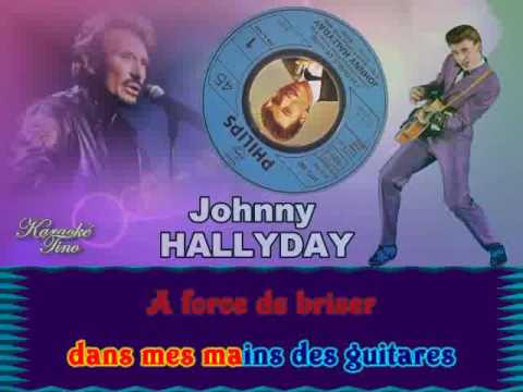 karaoke tino johnny hallyday j 39 ai oubli de vivre youtube. Black Bedroom Furniture Sets. Home Design Ideas