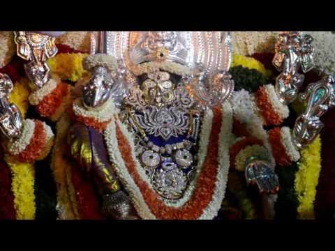 Nagaradevatae Sri Annamadevi Utsava, Domlur
