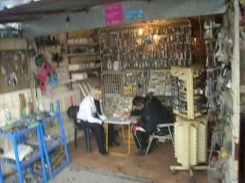 Walking around Sutomore Montenegro - The Street Market 4103