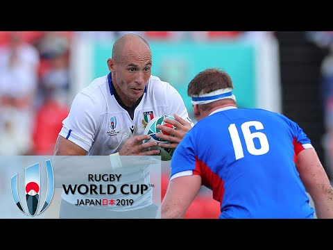 Rugby World Cup 2019: Italy vs. Namibia | EXTENDED HIGHLIGHTS | 9/22/19 | NBC Sports