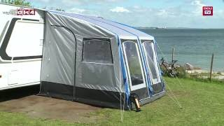 Tv: Campingnyhed - Lufttelt DWT Space (2017-model)