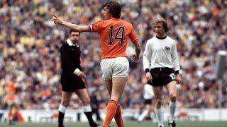 Johan Cruyff Las Mejores Jugadas De Un Genio