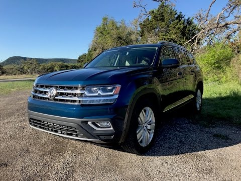 2018 Volkswagen Atlas – Redline: First Drive ft. Saabkyle04