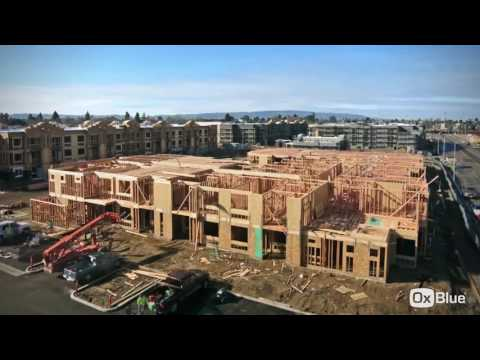 Hancock Terrace Construction Time Lapse – The Towbes Group