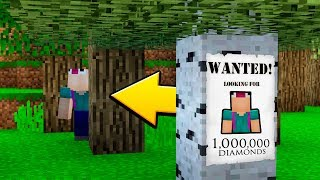 MOST WANTED MINECRAFT PLAYER!