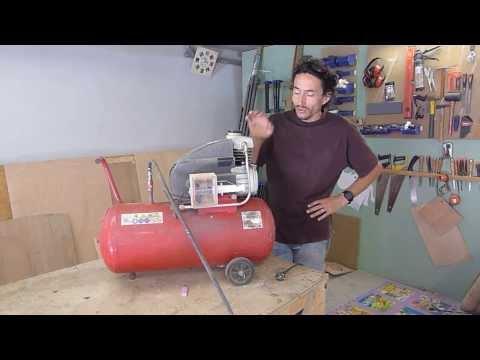 comment modifier un compresseur en pompe vide how t. Black Bedroom Furniture Sets. Home Design Ideas