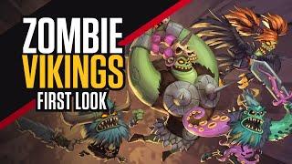 Zombie Vikings (PC): Co-op Hackventure
