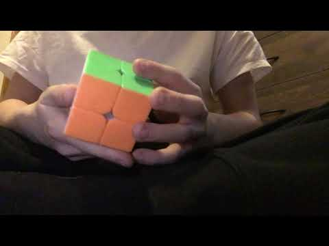 How to solve a 2x2 Rubiks Cube!