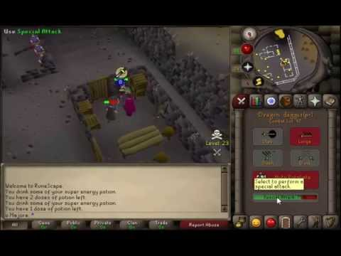 Yawn in the Rogues' General Store - OSRS Clue Help
