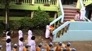 Paskibra Muhammadiyah 1 Palembang - detik proklamasi pengibaran sang merah putih