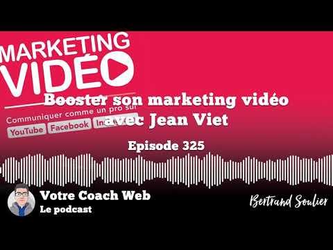 Booster Son Marketing Vidéo Avec Jean Viet (EP 325)