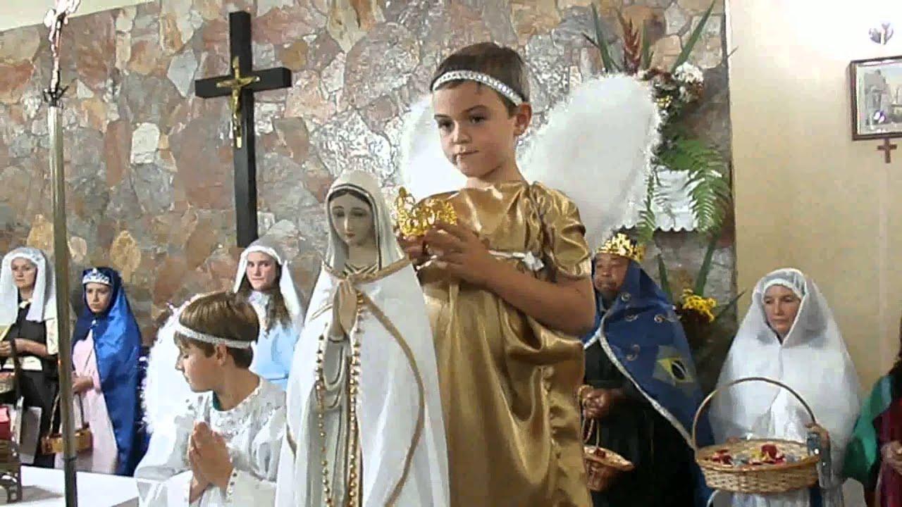 Nossa Senhora: Coroação De Nossa Senhora De Fátima