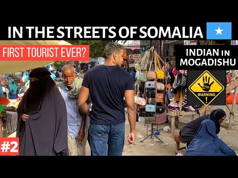A DAY IN MOGADISHU (SOMALIA) | YOU'LL BE SHOCKED!