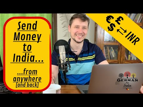 Money To India -  Transfer Money To India By Transferwise (cheapest!)