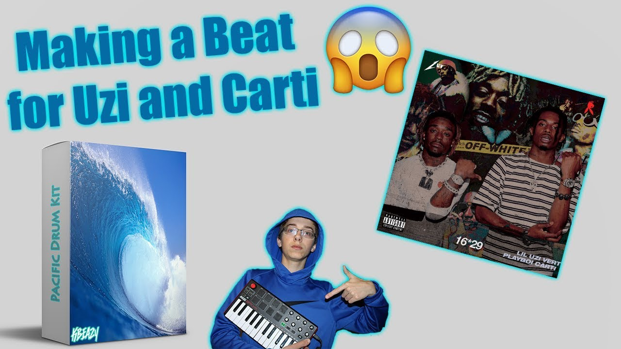 Download KBeaZy Pacific Drum Kit » Best music software for you