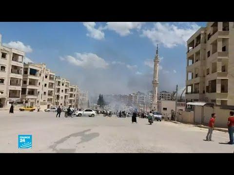 الأمم المتحدة تدعو إلى مفاوضات عاجلة لتجنب -حمام دم- في إدلب  - 17:22-2018 / 8 / 9