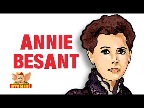 12 Things You Didn't Know About Annie Besant