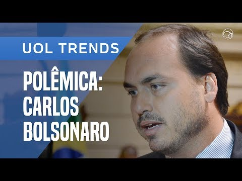 Carlos Bolsonaro causa polêmica sobre democracia | UOL TRENDS