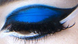 Make-Up Atelier Paris: Make Up Tutorial - Blue Thumbnail