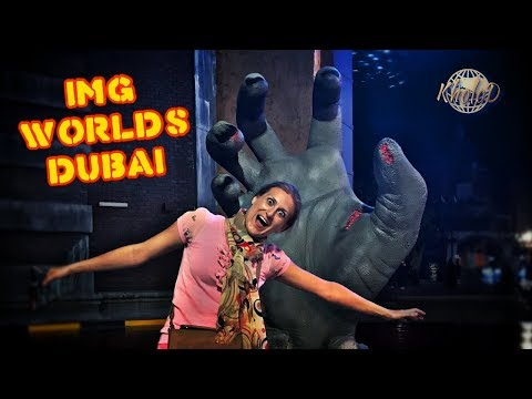 IMG Worlds Of Adventure Dubai /All Park Rides