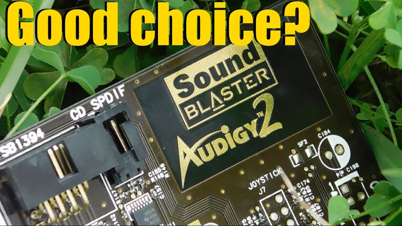 Sound blaster audigy drivers windows 7 32 bit download.