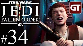 Thumbnail für Das ist kein Lachen! - Jedi: Fallen Order #34 (PC | Deutsch)