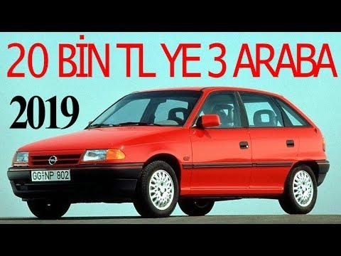 20 bin tl ye 3 araba 2019 fiyatlari sahibinden ilanlari detayli 2 el
