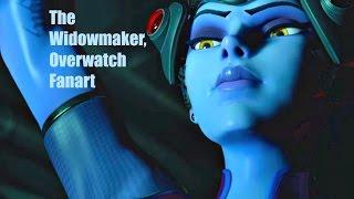 The Widowmaker: Overwatch